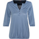 Maier Sports Doora Blouse Women blue allover